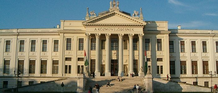 University of Medicine in Szeged, Hungary