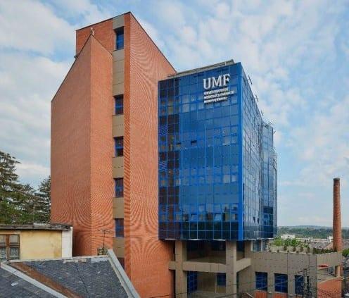 University of Pharmacy in Cluj Romania