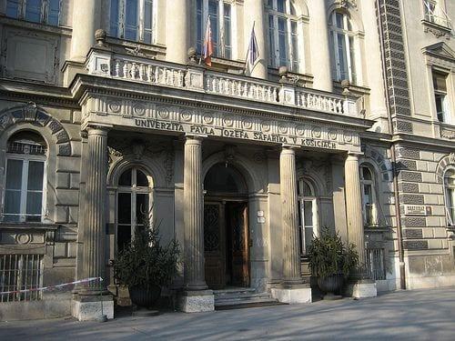Pavol Jozef Safarik University of Dentistry in Kosice, Slovakia