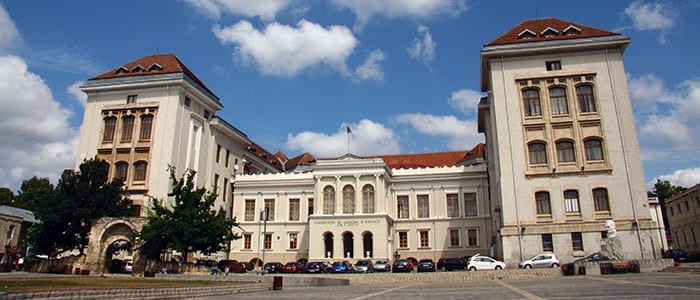 Gr. T. Popa University of Medicine in Iasi, Romania