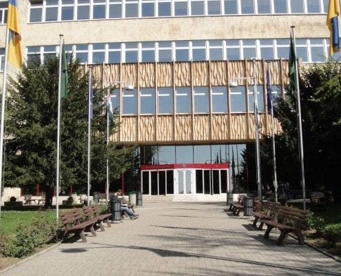 University of Dentistry in Pecs, Hungary