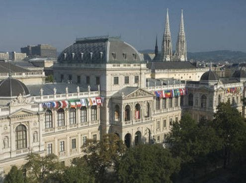 University of Pharmacy in Vienna, Austria