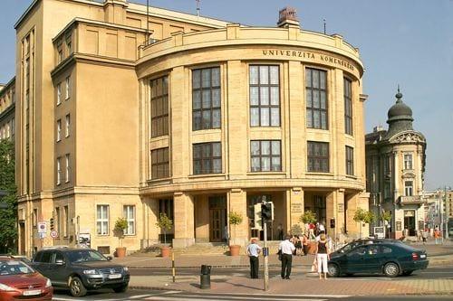 Comenius University of Dentistry in Bratislava, Slovakia
