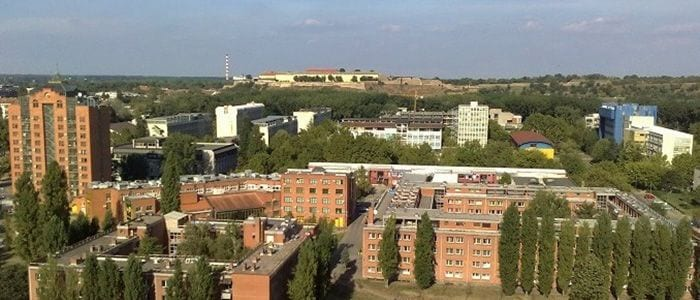 University of Medicine in Novi Sad, Serbia