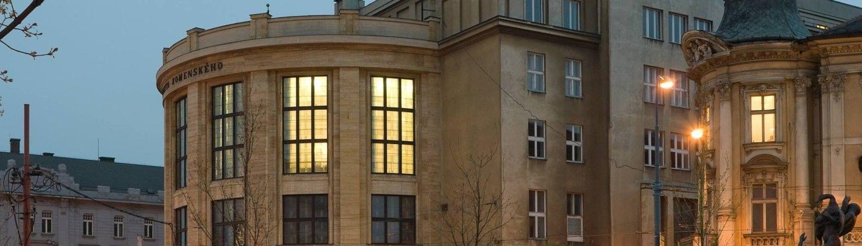 Comenius University of Pharmacy in Bratislava, Slovakia