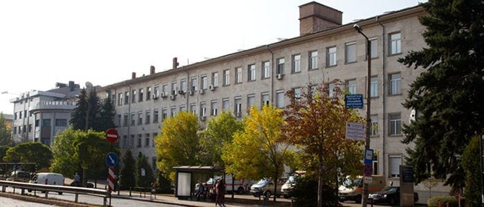 University of Veterinary Medicine in Sofia, Bulgaria