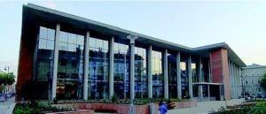 Semmelweis University of Dentistry in Budapest, Hungary